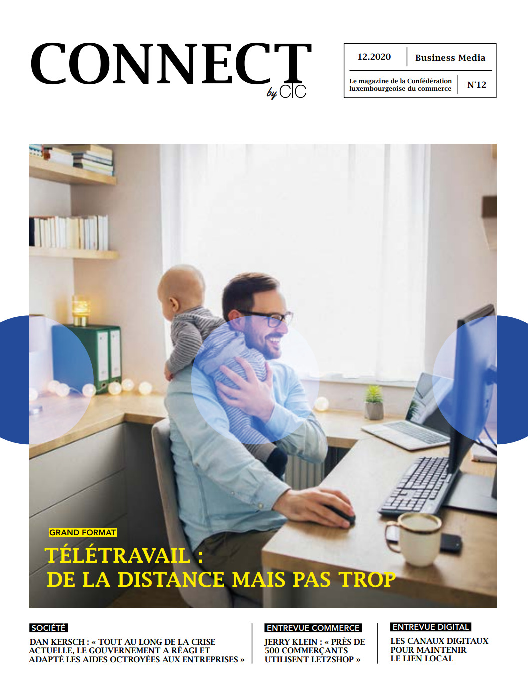 Cover connect septembre 2019