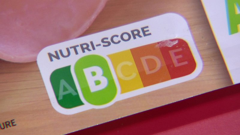Nutri-Score now displayed on products