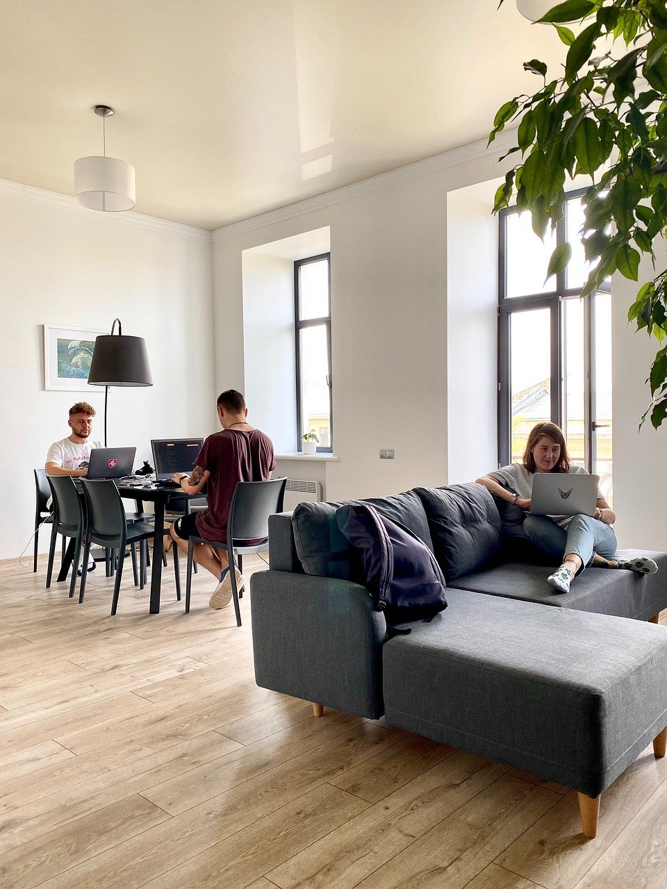 Co-living in Luxemburg